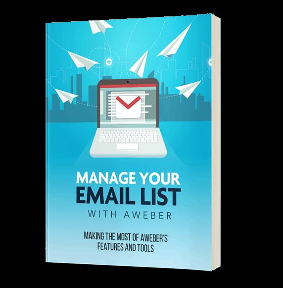 Manage E-Mail List Aweber
