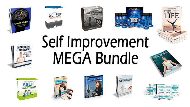 Self Improvement MEGA Bundle