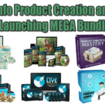 Info Product Creation and Launching Mega Bundle