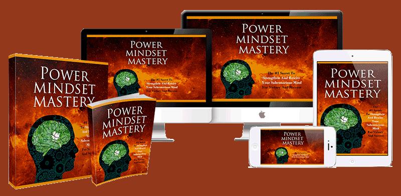 Power Mindset Mastery Bundle