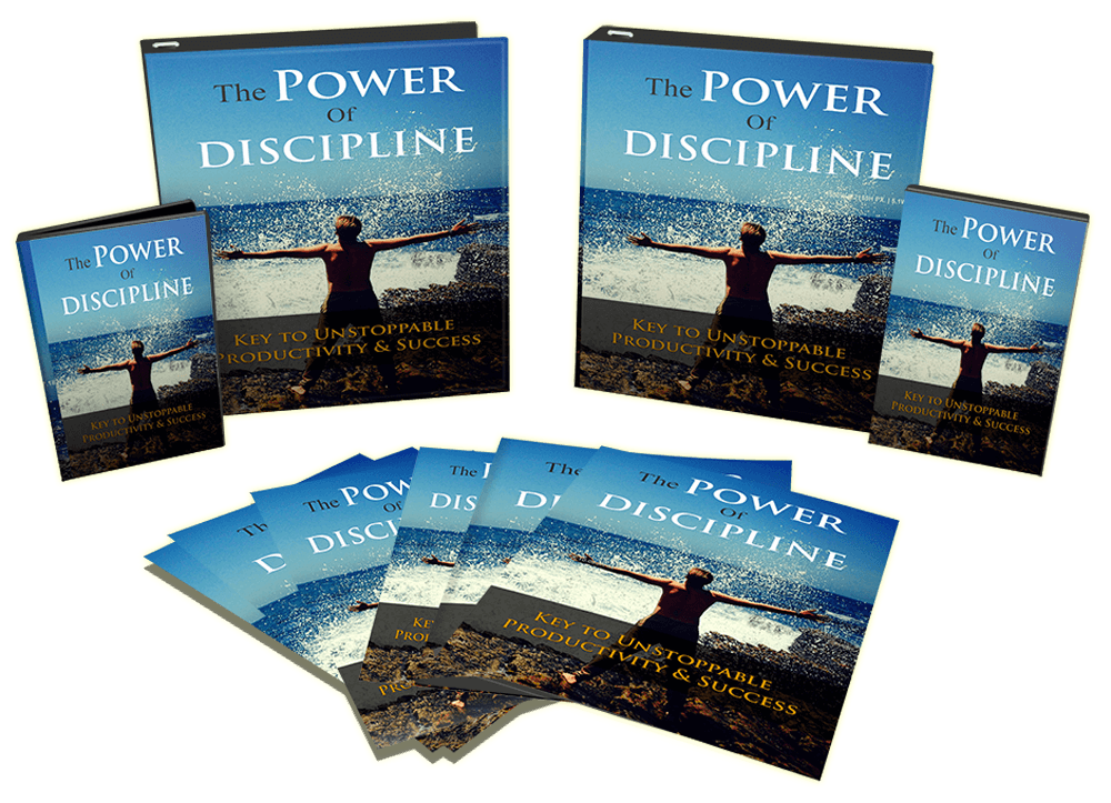 The Power Of Discipline Bundle