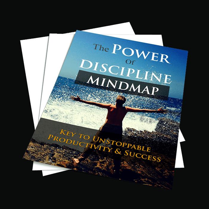 The Power Of Discipline Mindmap