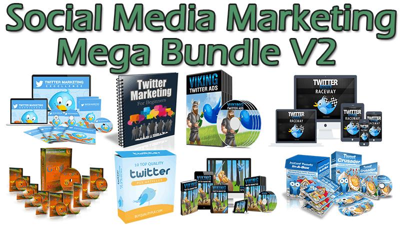 Social Media Marketing Mega Bundle V2