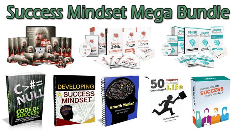 Success Mindset MEGA Bundle