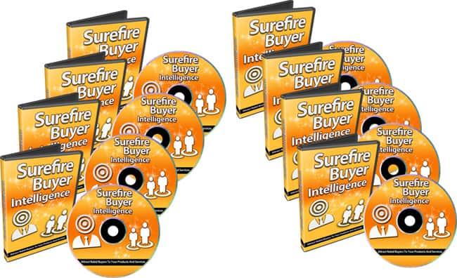 Surefire Buyer Intelligence PLR Videos