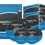 LinkedIn Ads Made Easy eBook and Videos Training with Personal Use Rights