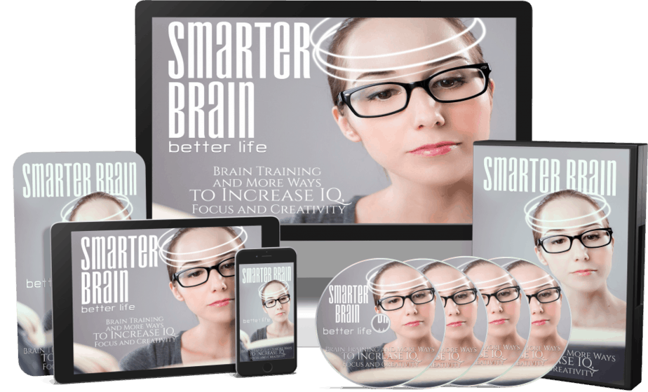 Smarter Brain Better Life Sales Funnel with Master Resell Rights