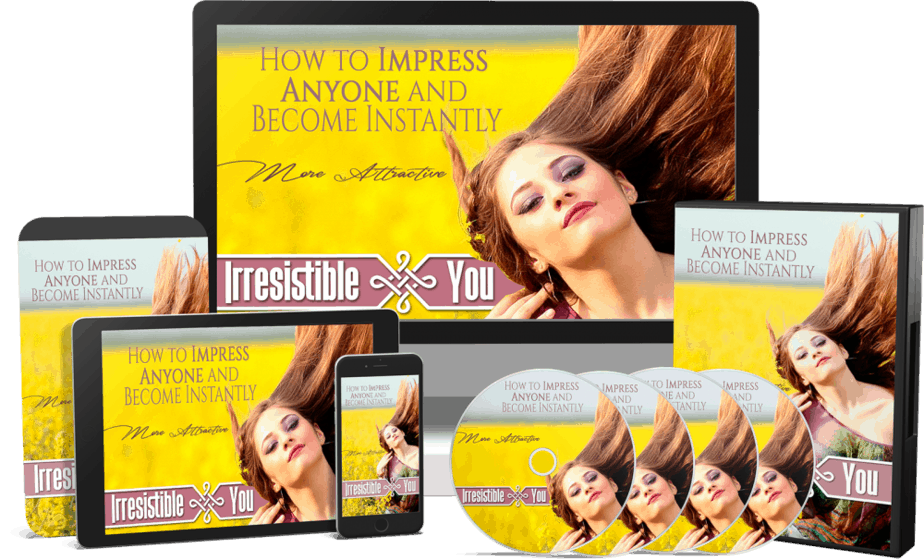 Irresistible You Sales Funnel with Mater Resell Rights