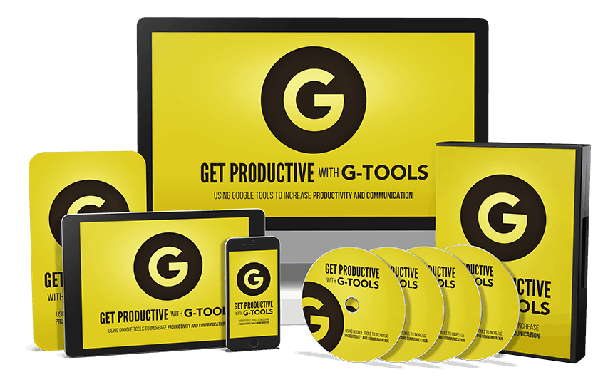 Get Productive With G-Tools MRR Sales Funnel