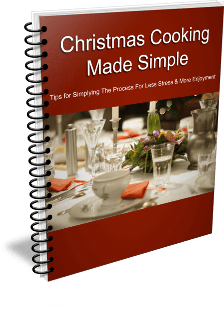 Top Quality Christmas Cooking Made Simple PLR Report
