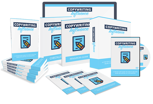 Copywriting Influence eBook Package With Master Resell Rights