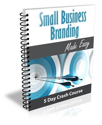 Small Business Branding Made Easy PLR Newsletter eCourse
