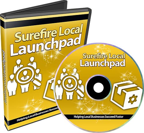Surefire Local Launchpad PLR Videos