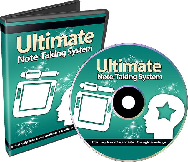 Ultimate Note Taking System Videos