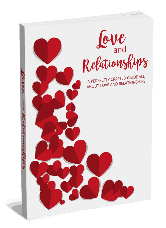 Love and Relationships PLR eBook and Squeeze Page