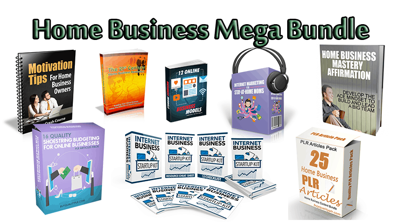 Home Business Mega Bundle