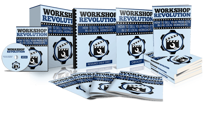 Workshop Revolution Videos with Resell Rights