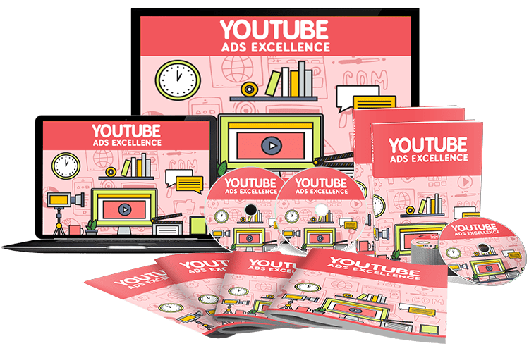 YouTube Ads Excellence Sales Funnel with Master Resell Rights