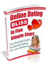 PDF Full Resale Rights 5 Steps To Online Dating Success Ebook  Love