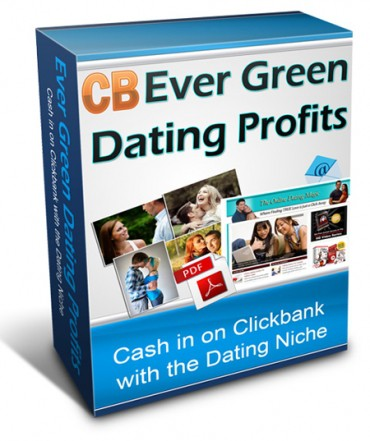 CB Evergreen Dating Profits Niche Mega Pack with Master Resell Rights