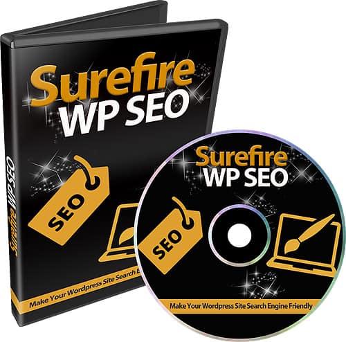 Surefire WP SEO PLR Videos including reseller toolkit