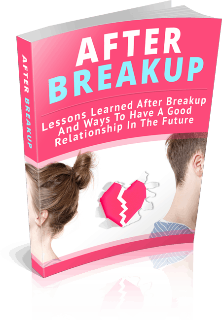 After Breakup Master Resell Rights Ebook