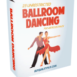 25 Unrestricted Ballroom Dancing PLR Articles Pack