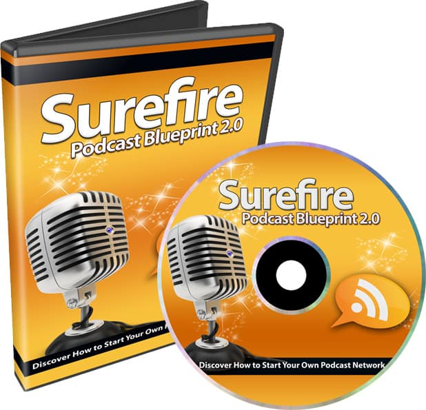 Surefire Podcast Blueprint 2.0 PLR Videos