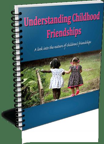 Top Quality Understanding Childhood Friendships PLR Report