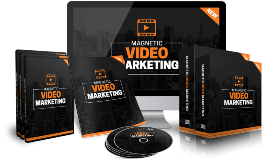 Magnetic Video Marketing Sales Funnel with Resell Rights