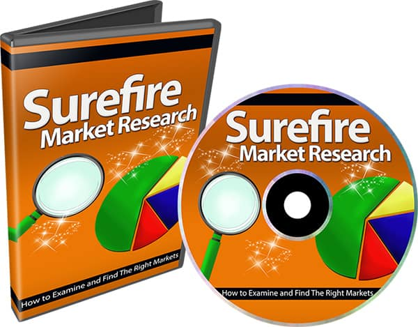 Surefire Market Research PLR Videos