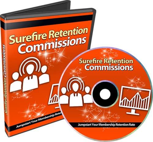 Surefire Retention Commissions PLR Video Series
