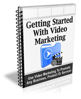 Video Marketing PLR Newsletter eCourse
