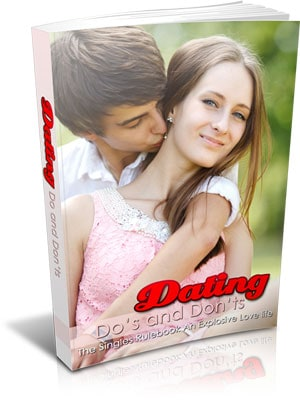 Dating Do's And Don'ts Master resell rights eBook