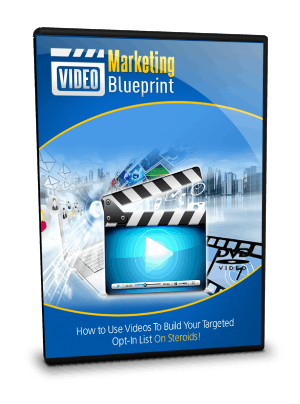 Video Marketing Blueprint Video Series with Master Resell Rights