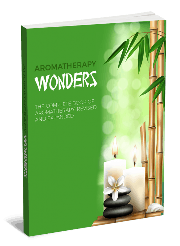 Aromatherapy Wonders PLR eBook and Squeeze Page