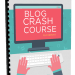 Blog Crash Course PLR Report