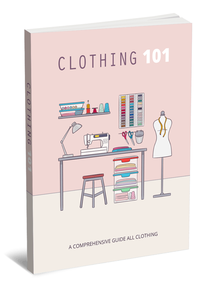 Clothing 101 PLR eBook and Squeeze Page