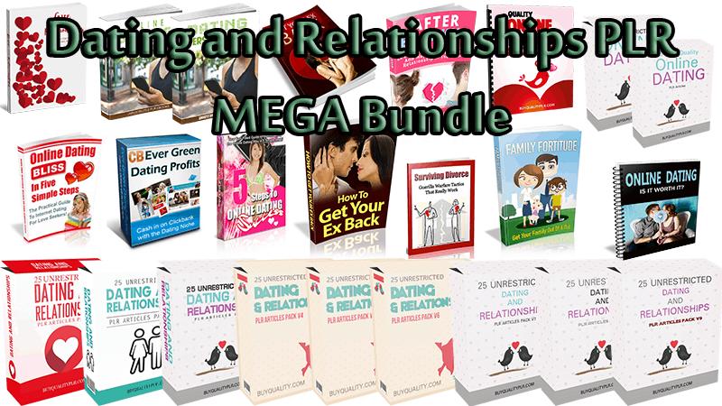 Dating and Relationships Mega Bundle V1