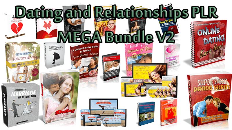 Dating and Relationships Mega Bundle V2