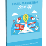Email Marketing Blast Off PLR eBook and Squeeze Page