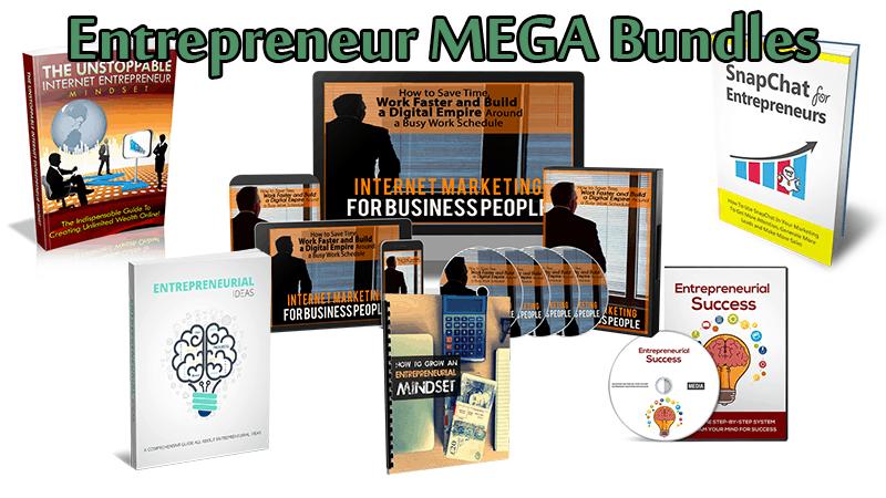 Entrepreneur Mega Bundle