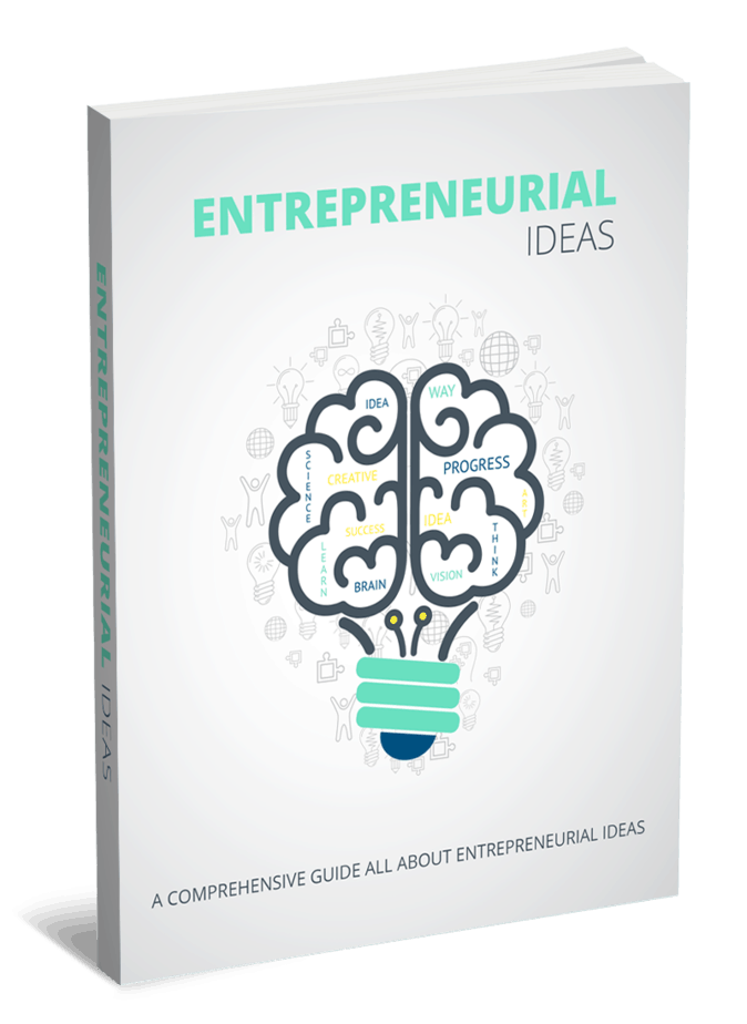 Entrepreneurial Ideas PLR eBook and Squeeze Page