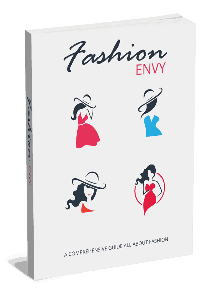 Fashion Envy PLR eBook and Squeeze Page