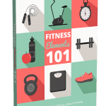 Fitness Elements 101 PLR eBook and Squeeze Page