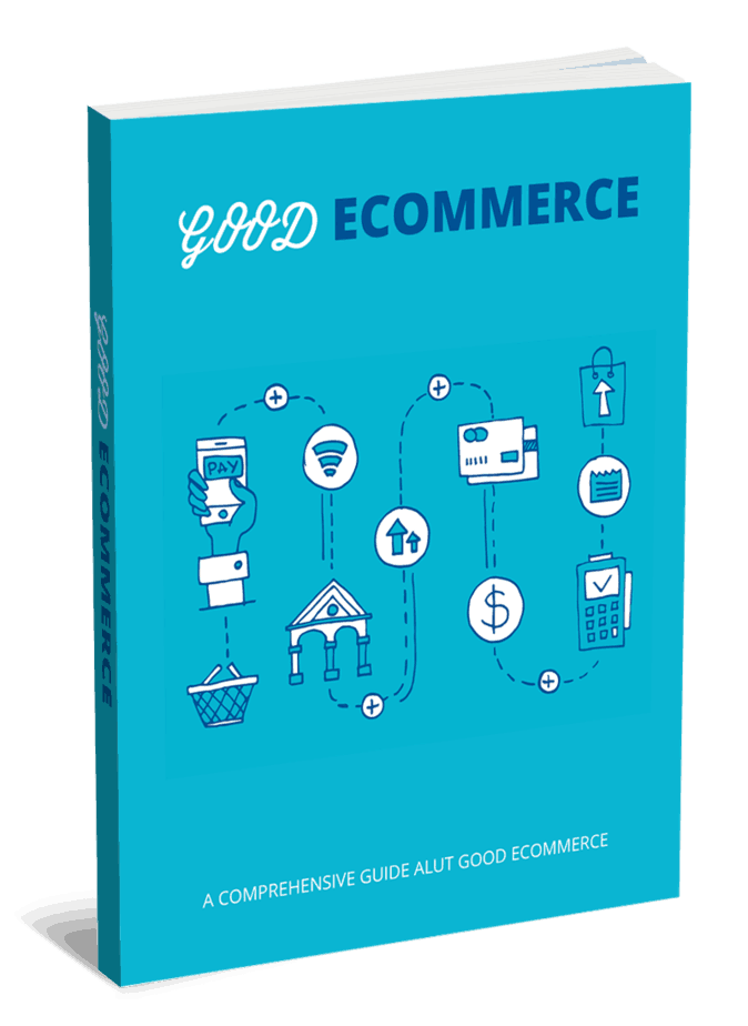 Good Ecommerce PLR eBook and Squeeze Page
