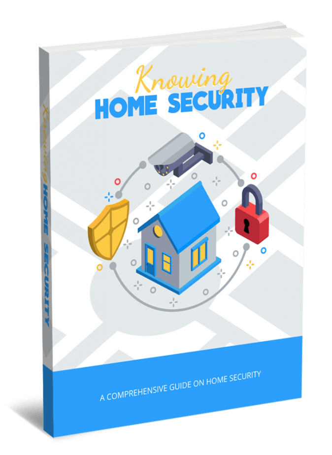 Knowing Home Security PLR eBook and Squeeze Page