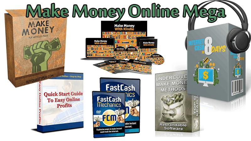 Make Money Online Mega Bundle V1
