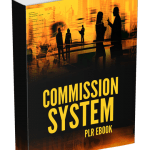 Commission System PLR eBook