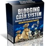 Blogging Cash System PLR eBook
